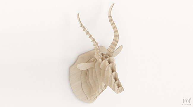 Antelope Head wooden furniture