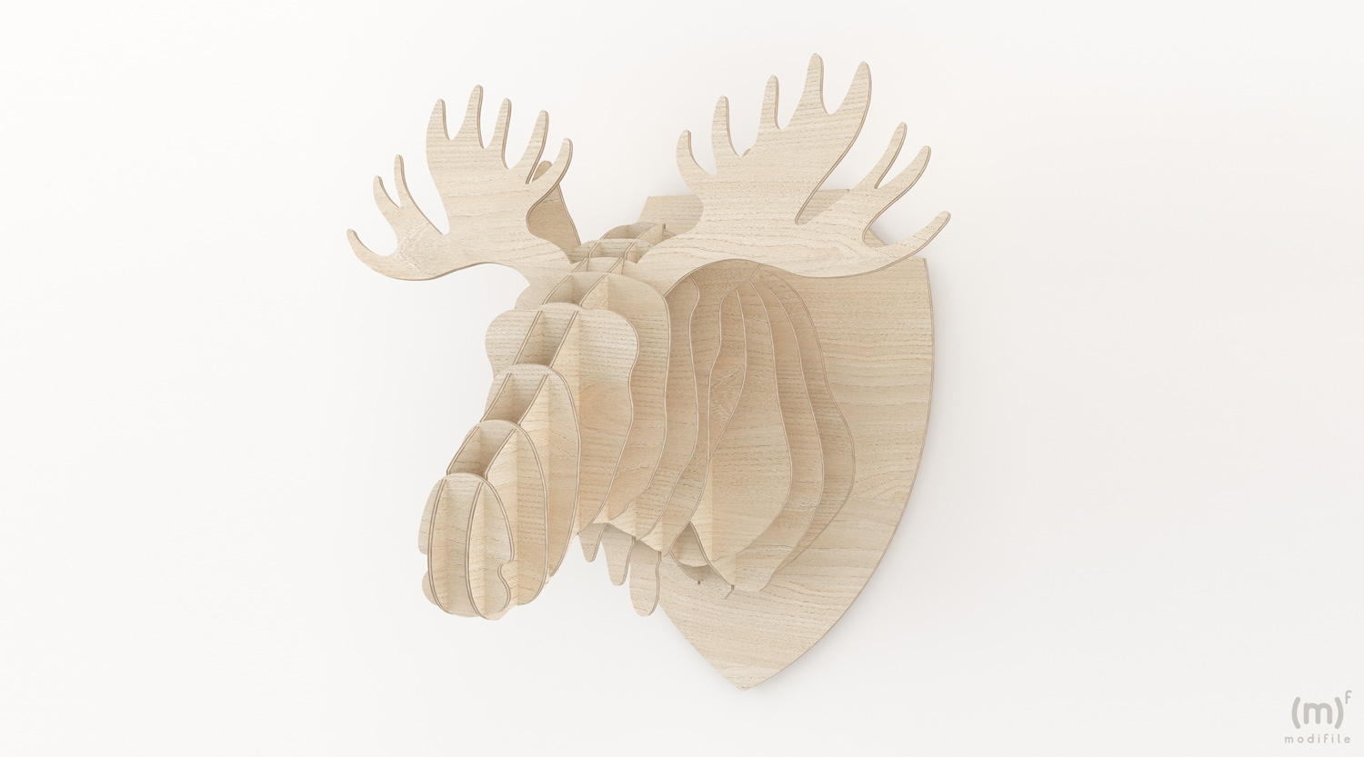 Moose Head wooden furniture