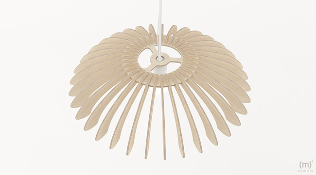 Madrid Pendant Lamp wooden furniture