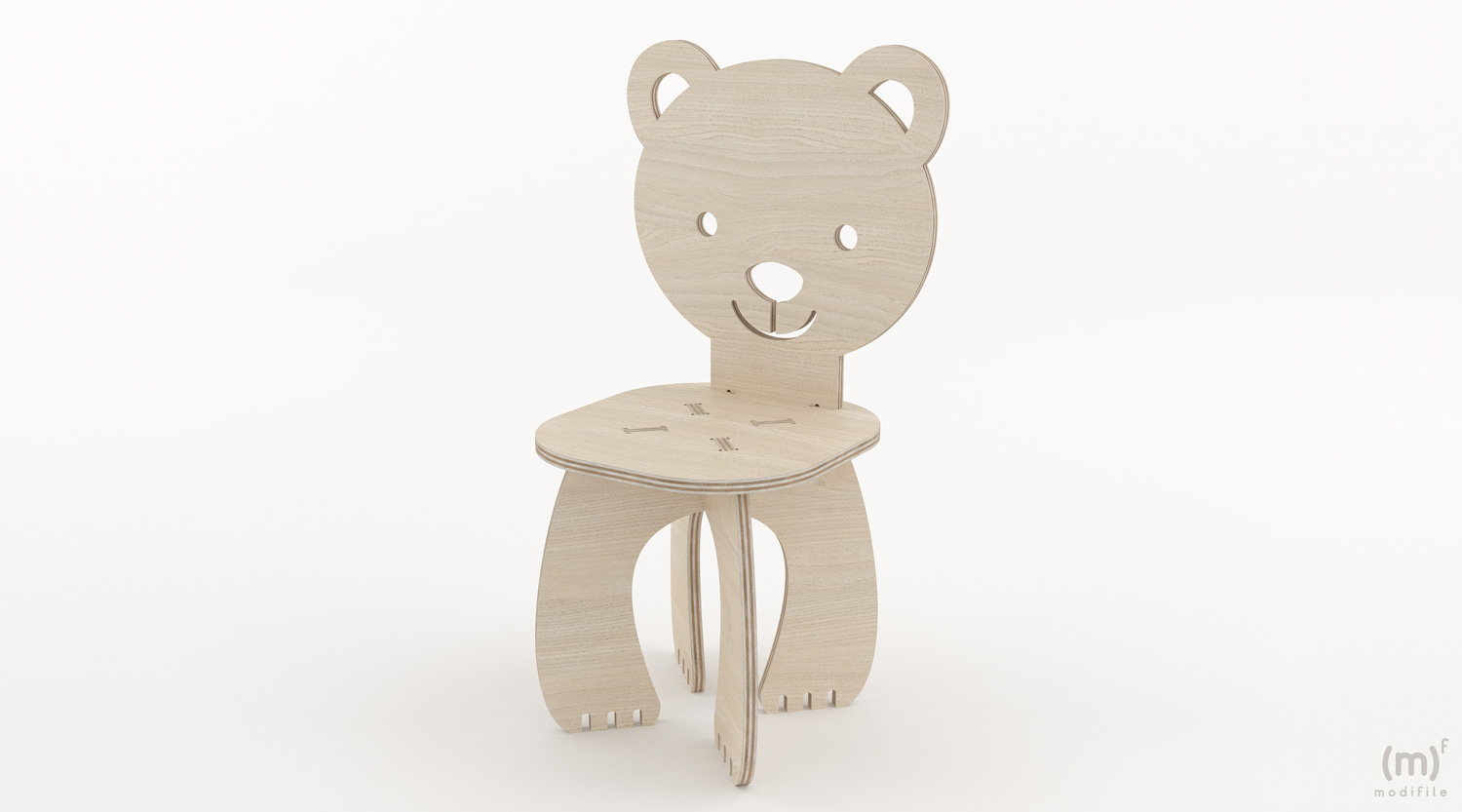 Amazing Bear Chair Kids Furniture Pabps2019 Chair Design Images Pabps2019Com